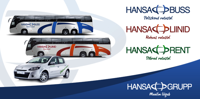 Hansabussid