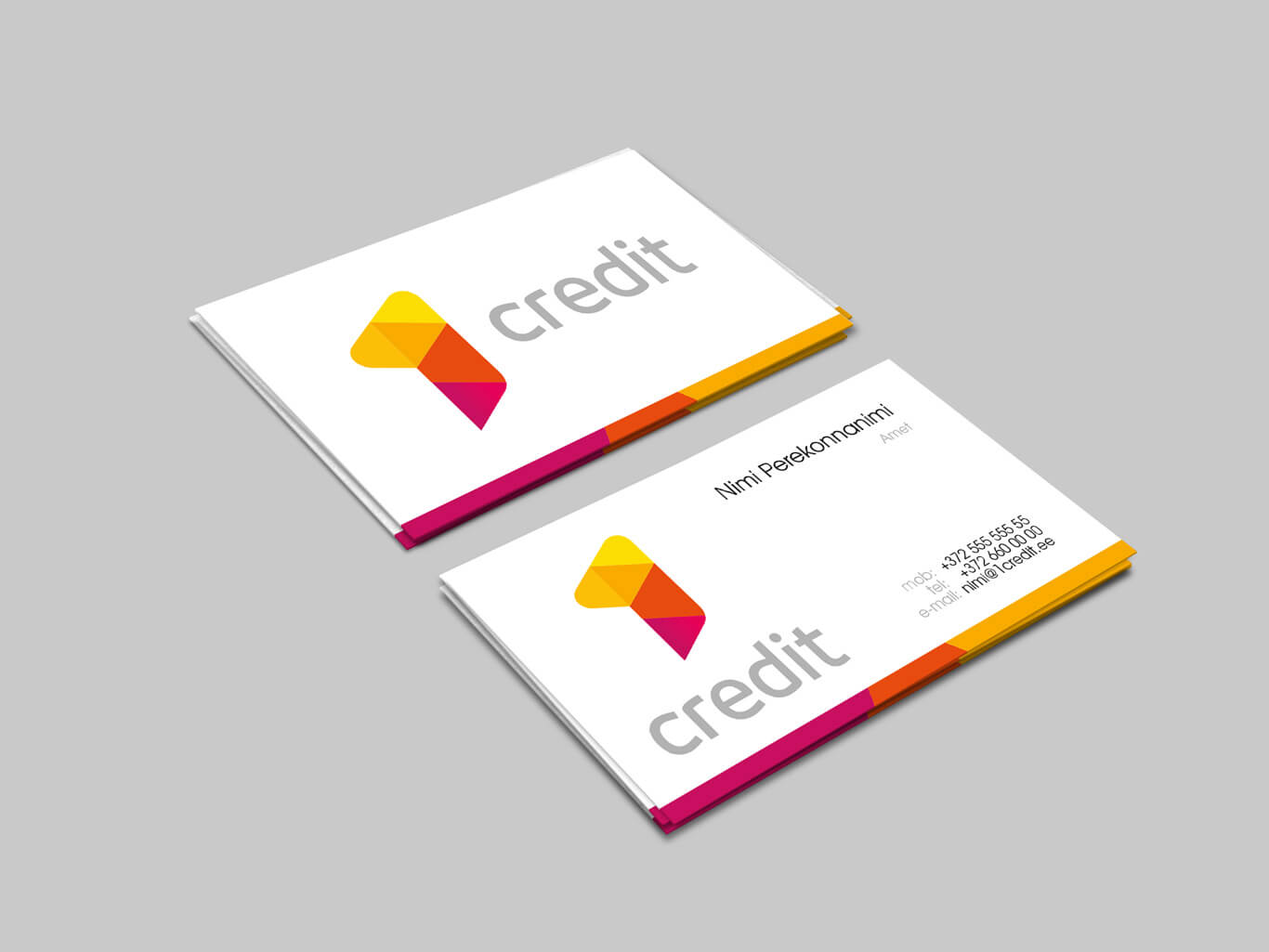 1credit-business-card-mockup